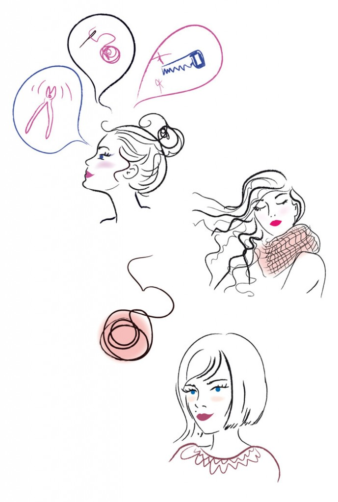 Recherches-illustrations-femmes-lorene-russo