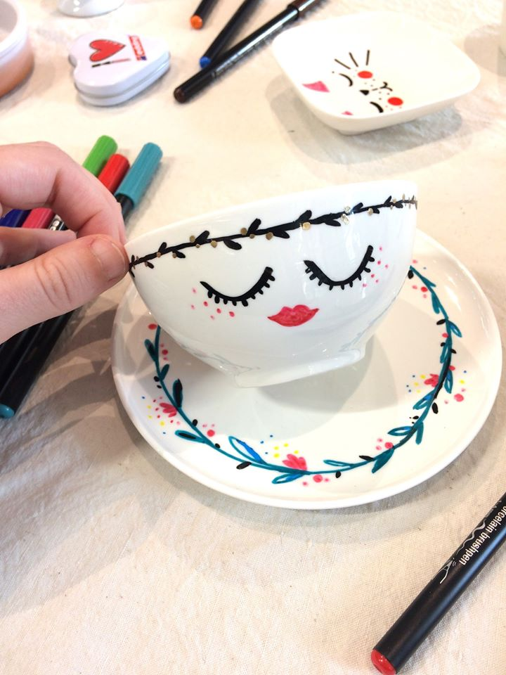 atelier porcelaine zodio 1