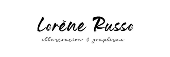 Lorène Russo, illustratrice et graphiste Freelance à Lille