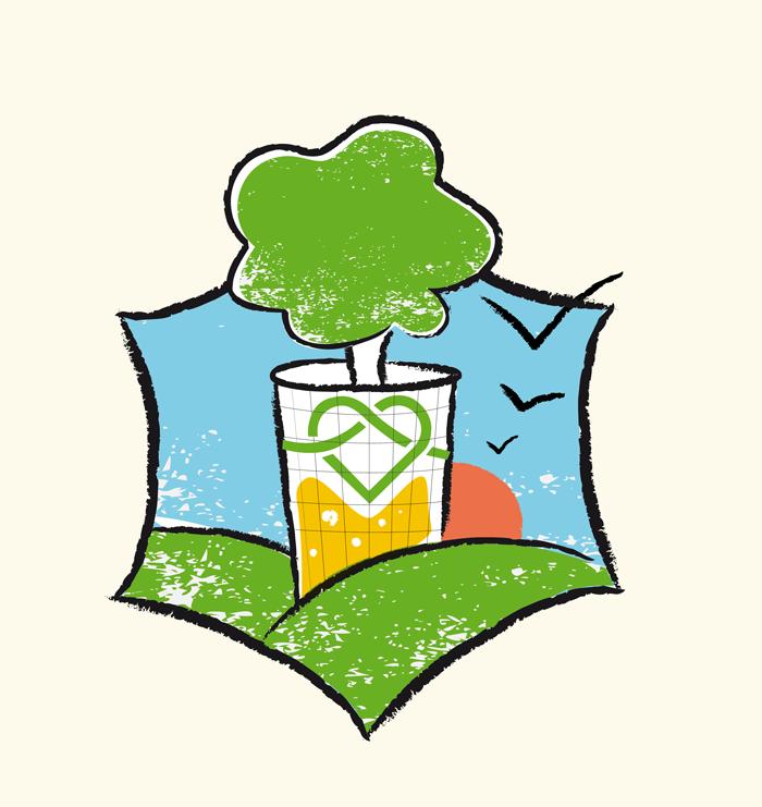 logo mon verre pour une reserve